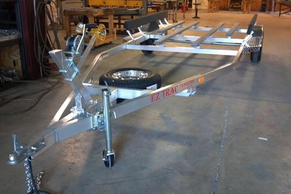Ez Trac Trailer  U2013 Boat Trailer Manufacturer In Arkansas